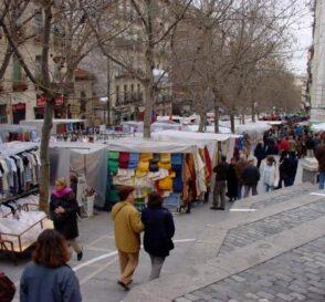 De compras en Madrid 2