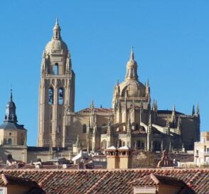 Segovia, una ciudad histórica 1