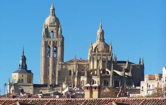 Segovia, una ciudad histórica 5