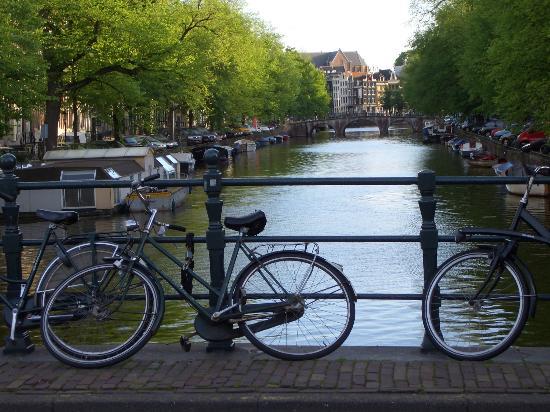 Los canales de Amsterdam