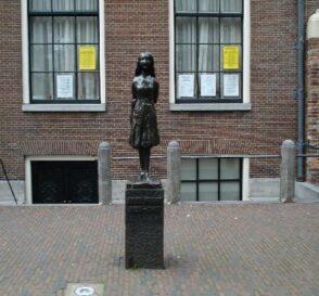 La Casa Museo de Ana Frank en Amsterdam 1