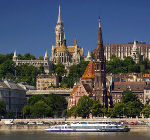 El Barrio del Castillo en Budapest 2
