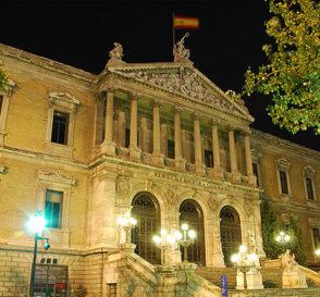 La Biblioteca Nacional de Madrid 1