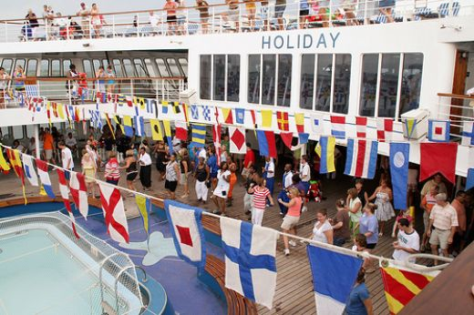 Cruceros para solteros, una opción con encanto