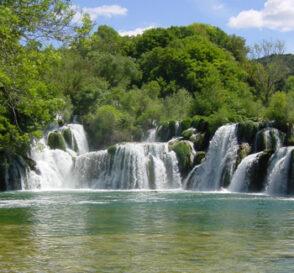 El parque natural de Krka 2