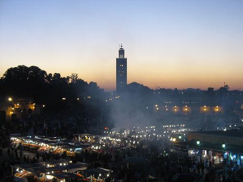 Los mejores cafés en Marrakech