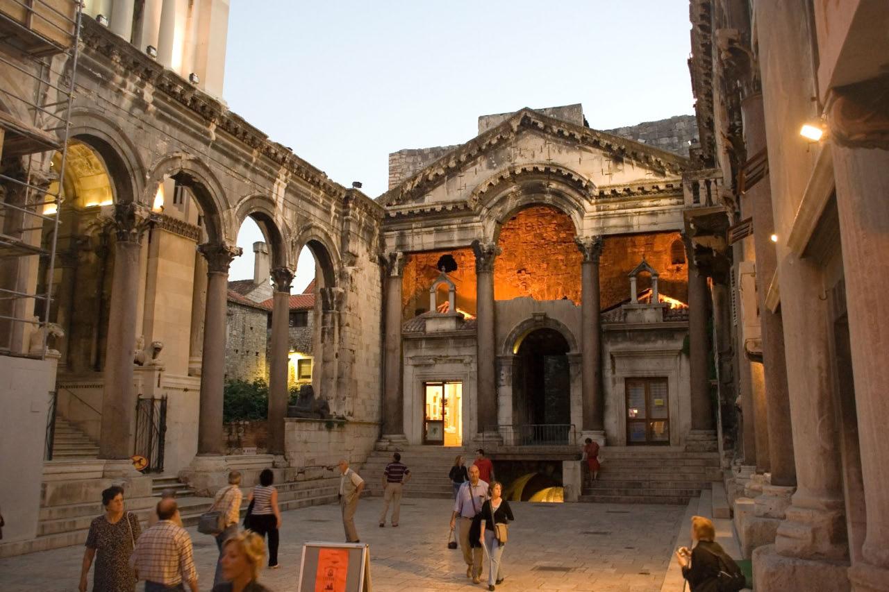 Split, punto de partida para visitar las islas de Croacia