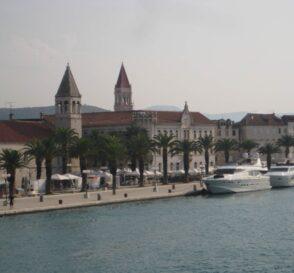 Trogir, una pequeña joya en la costa de Croacia 2