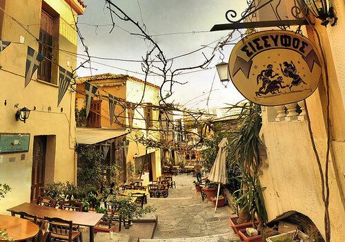 Plaka, el barrio más atractivo de Atenas 16