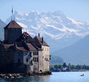 Ribera suiza del Lago Leman 2