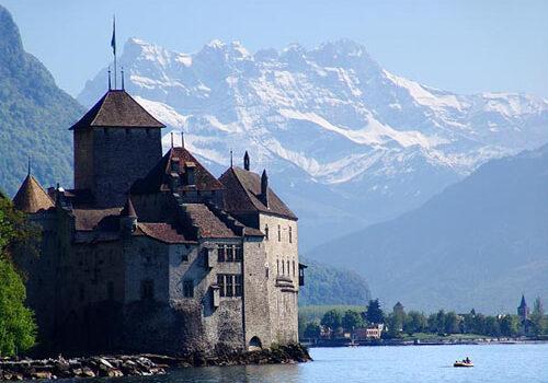 Ribera suiza del Lago Leman 5
