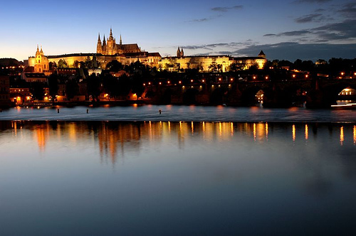 Castillo de Praga, una visita obligada