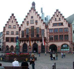 Frankfurt, la pequeña Manhattan de Europa 1