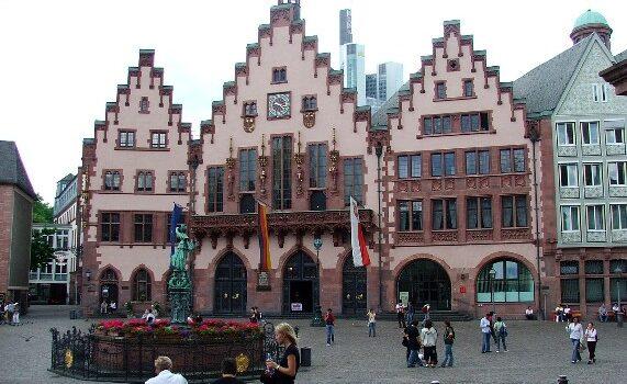 Frankfurt, la pequeña Manhattan de Europa 13
