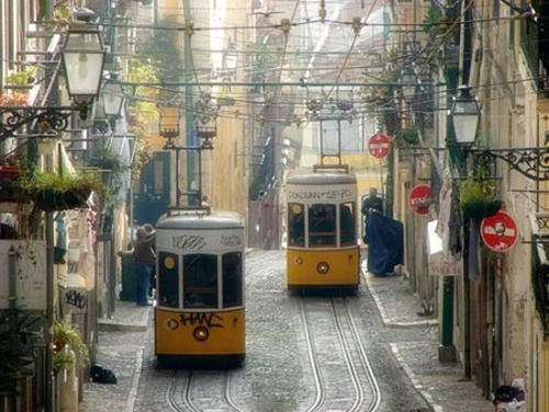 Lisboa, visita al vecino desconocido