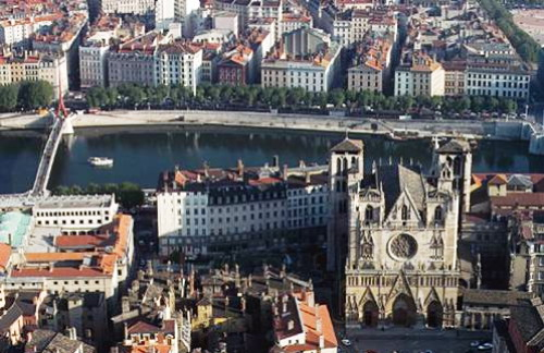Lyon, la dama de la seda en Francia
