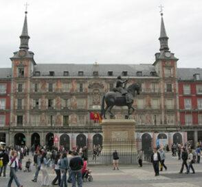 La Plaza Mayor de Madrid 2