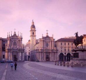 Turín, la capital de los Alpes 1