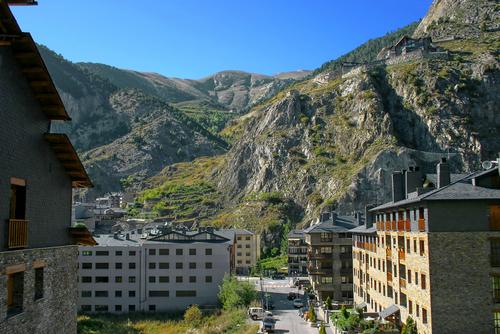 Andorra, el país de la nieve