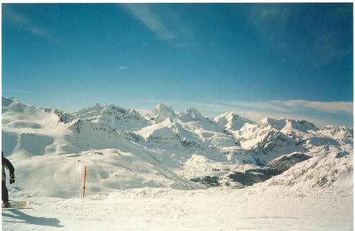 Astún, tradicional estación en los Pirineos