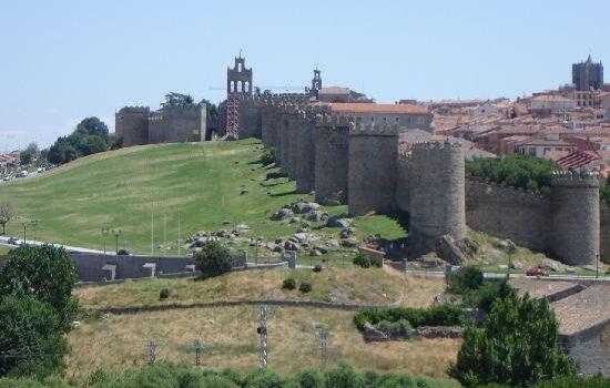 Ávila, las murallas más bellas de España 6