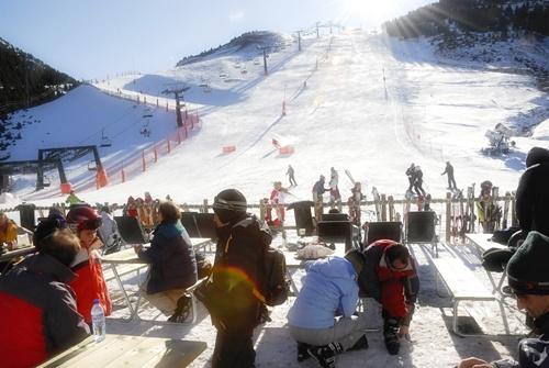 Cerler, la estación de esquí más alta de Aragón