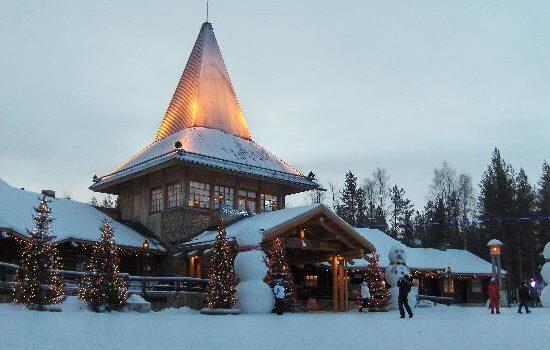 La Ciudad de Santa Claus y su Oficina en Finlandia 10