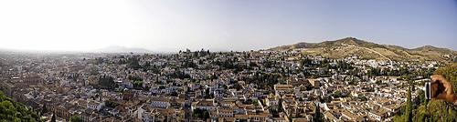 Albaicín y Sacromonte, los tesoros de Granada.