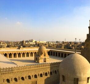 Tres días de vacaciones en el Cairo 1