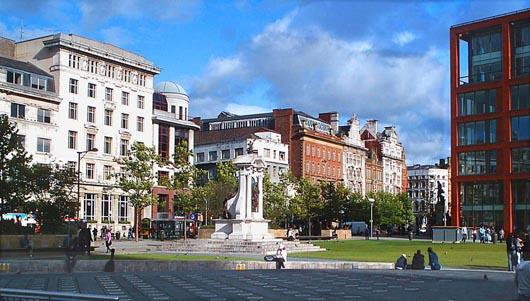 Hoteles baratos en Manchester