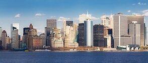 Manhattan, lo más característico de Nueva York. 1