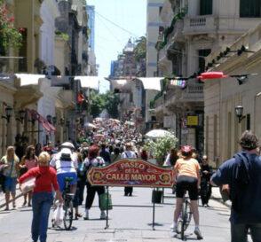 El barrio de San Telmo en Buenos Aires 1