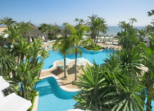 Beach Club hotel don carlos marbella