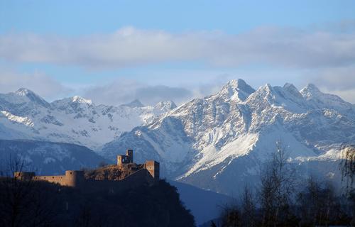 El Tirol del Sur, canto a la belleza en Italia