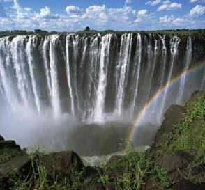 Bellezas naturales en África 3