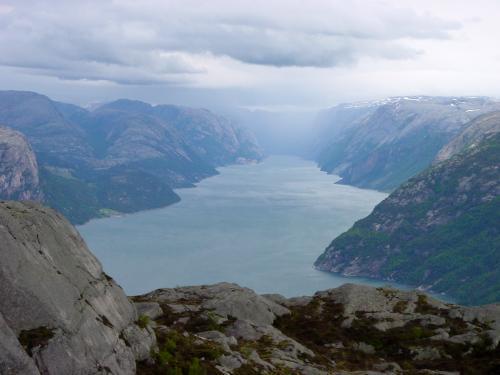 Los fiordos más bonitos del oeste de Noruega