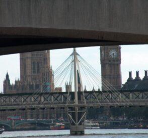 Londres o la ciudad en constante movimiento 1