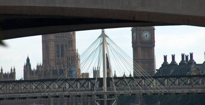 Londres o la ciudad en constante movimiento 6