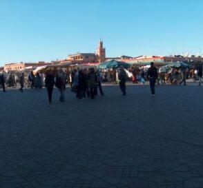 La experiencia marroquí: Marrakech 3