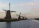 Los molinos de viento de Kinderdijk en Holanda 5