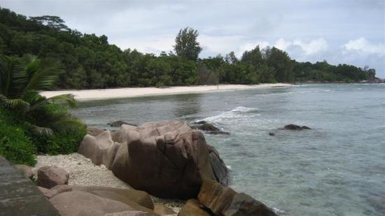 Isla de la Digue