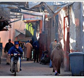 Marrakech, única 3