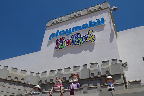 La Fábrica de Playmobil en Malta
