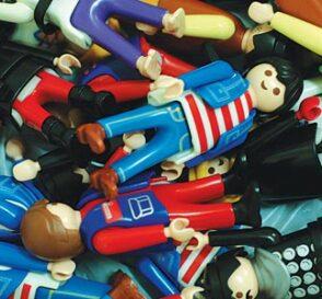 La Fábrica de Playmobil en Malta 1