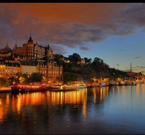 Stieg Larsson, la Ruta de Millenium en Estocolmo 1