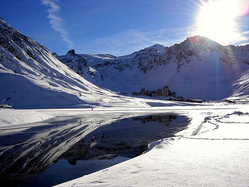 Tignes, una de las mejores estaciones de los Alpes
