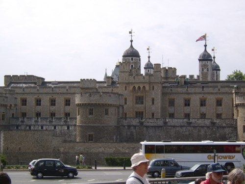 Visita guiada a la Torre de Londres