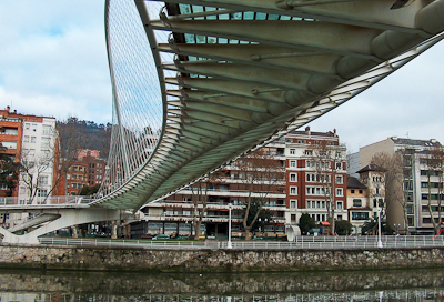 Bilbao, la ciudad del río Nervión
