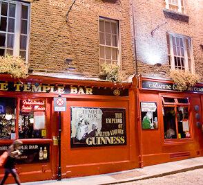 Dublín o el paraíso de la cerveza 2