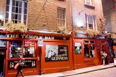 Dublín o el paraíso de la cerveza